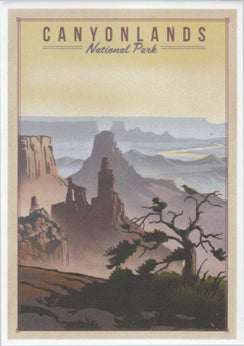 Canyonlands Washer Woman Arch Magnet
