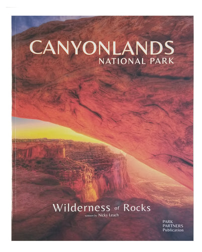 Canyonlands: Wilderness of Rocks