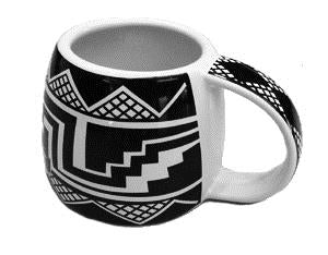 Cliff Dweller Mug (design #7)