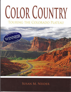 Color Country - Touring the Colorado Plateau