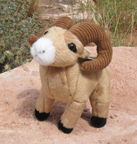 Cuddlekins Big Horn Sheep Plush (8 inch)