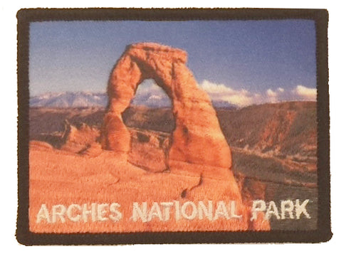 Delicate Arch Photo Patch