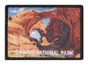 Double Arch Photo Patch