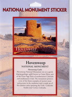 Hovenweep National Monument Sticker