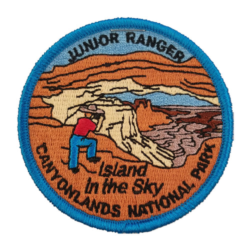 Canyonlands Island in the Sky Junior Ranger Patch