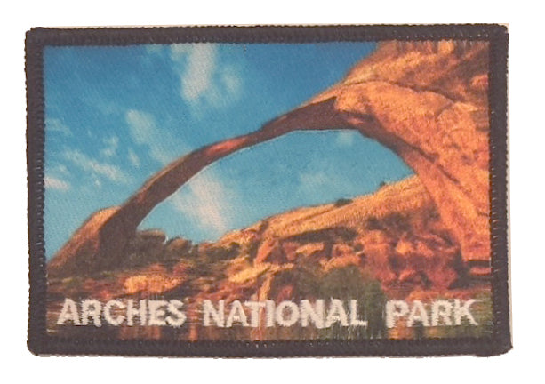 Landscape Arch Photo Patch