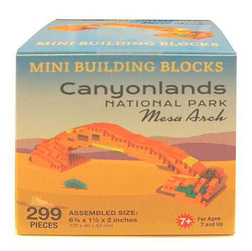 Mesa Arch Mini Building Blocks