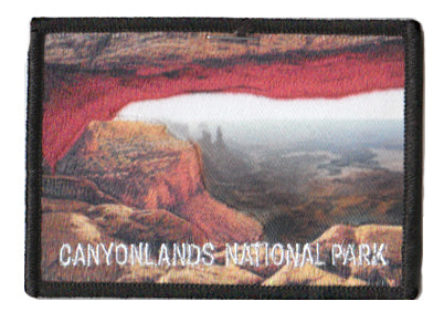 Mesa Arch Photo Patch