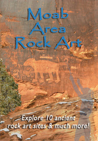 Moab Area Rock Art DVD