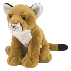Mountain Lion Plush