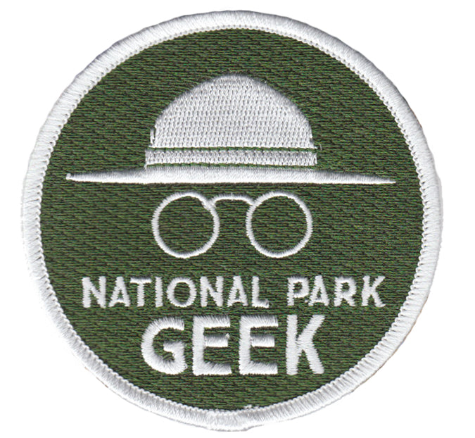 National Park Geek Patch