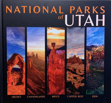 Load image into Gallery viewer, National Parks of Utah