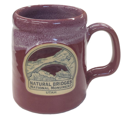 Natural Bridges Camper Mug
