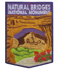 Natural Bridges National Monument Patch