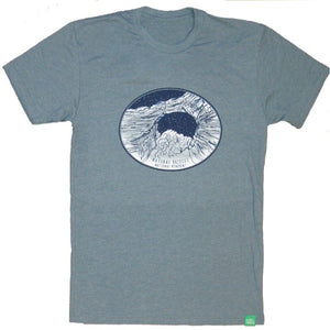 Natural Bridges Night Sky T-Shirt