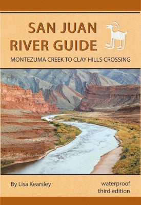 San Juan River Guide - Sand Island to Clay Hills Crossing
