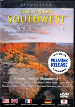 The Great Southwest - An American Adventure (DVD)