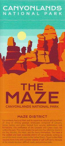 The Maze Collectable Stickers