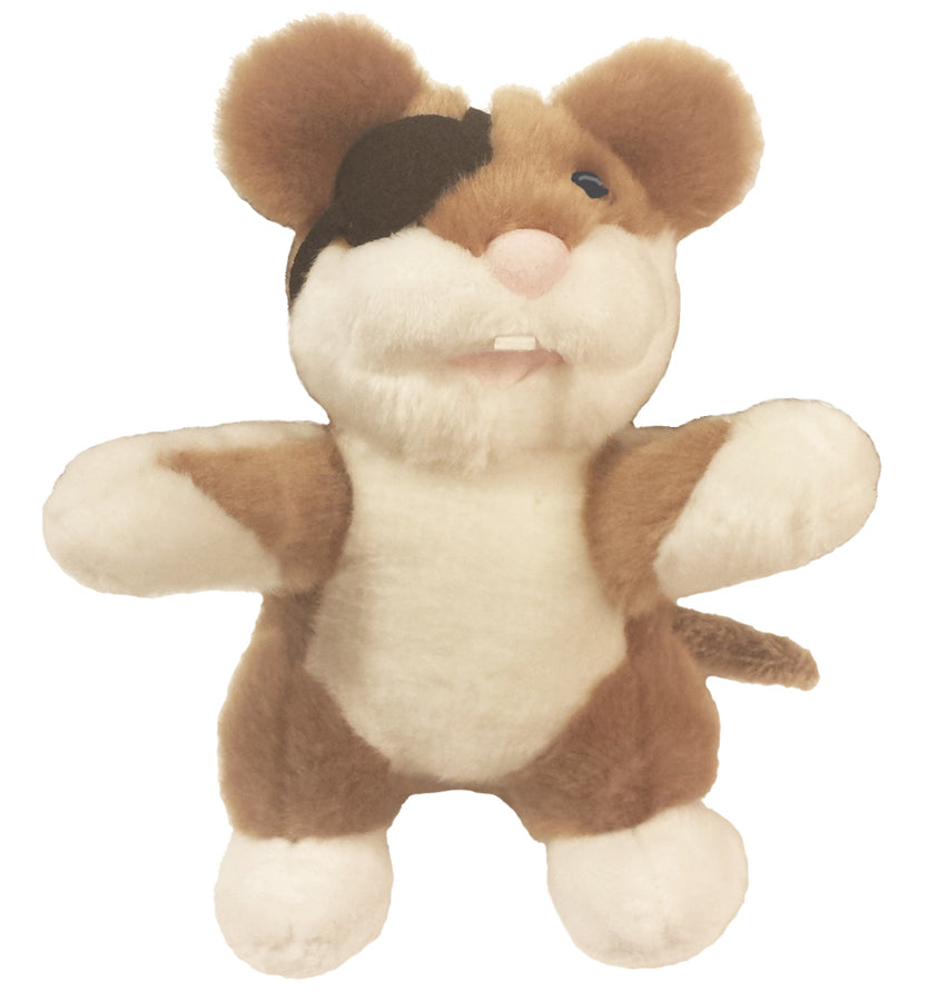 Torry Wolf Mouse Plush
