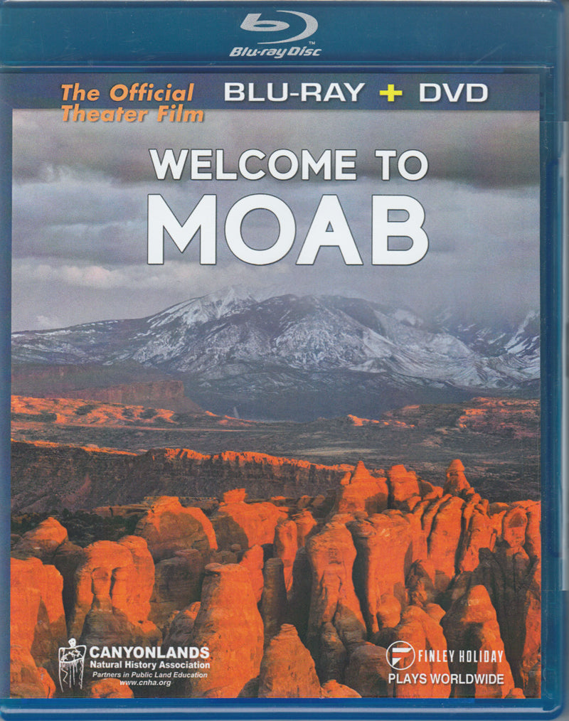 Welcome to Moab Blu-Ray + DVD