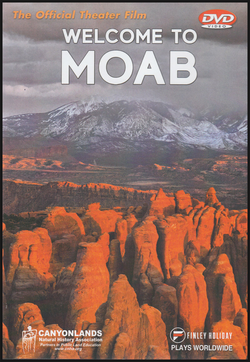 Welcome to Moab DVD