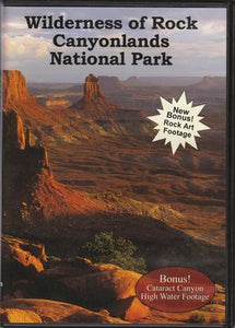 Wilderness of Rock: Canyonlands National Park DVD