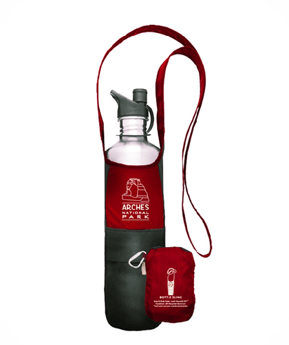 Water Bottle Sling