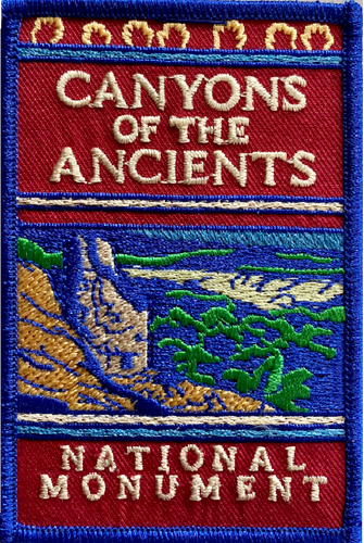 Canyons of the Ancients National Monument Patch