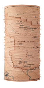 Canyonlands and Arches Maps Bana