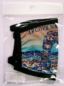 Arches Face Cover