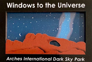 Windows to the Universe Dark Sky Magnet