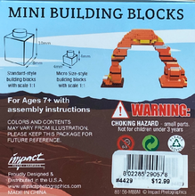 Load image into Gallery viewer, Delicate Arch Mini Building Blocks