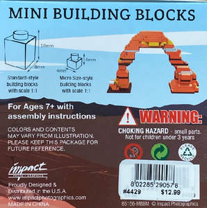 Delicate Arch Mini Building Blocks