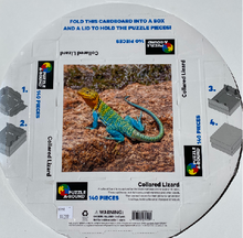 Load image into Gallery viewer, Collared Lizard Puzzle