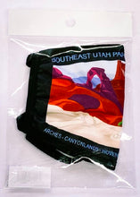 Load image into Gallery viewer, Southeast Utah Parks Face Cover