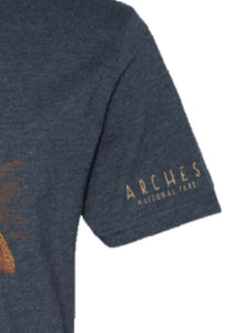 Delicate Arch Word T-Shirt