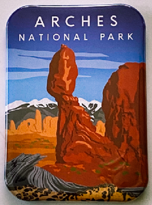 Balanced Rock Magnet