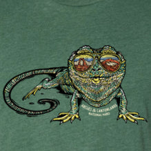 Load image into Gallery viewer, Lizard Reflection T-Shirt