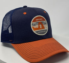 Load image into Gallery viewer, Arches Premium Trucker Hat