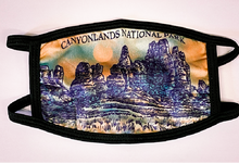 Load image into Gallery viewer, Canyonlands Face Cover