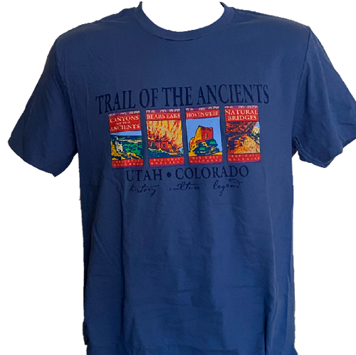 Trail Of The Ancients T-Shirt
