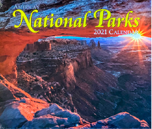 Load image into Gallery viewer, 2021 Calendar National Parks