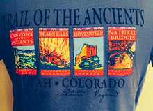 Load image into Gallery viewer, Trail Of The Ancients T-Shirt