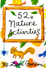 Load image into Gallery viewer, 52 Nature Activities Cards