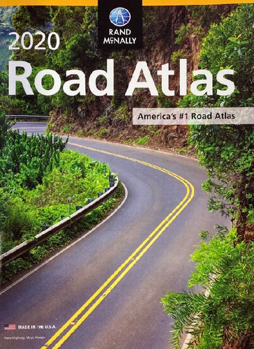 2020 Rand McNally Road Atlas
