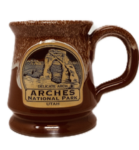 Load image into Gallery viewer, Arches Footed Mug