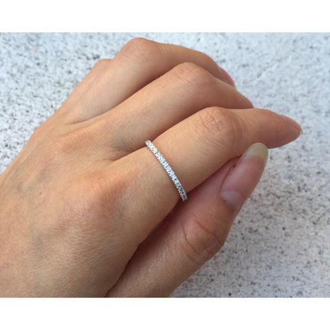 Eternity Diamond Ring 1.5mm