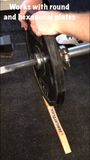 Natural Wood Deadlift Wedge
