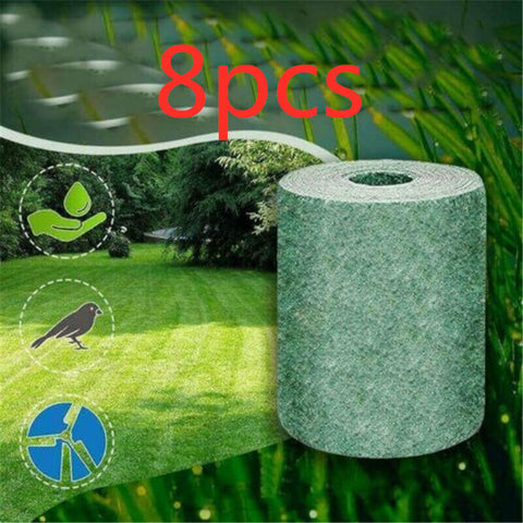Image of Biodegradable grass seed mat