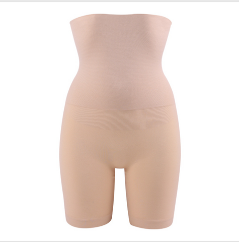 Shapewear Comfort High Waist Thigh Slimmer Body Shaping Briefs Pants for Women